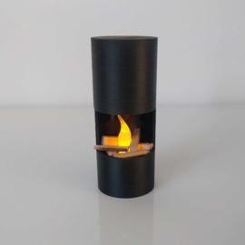 Fireplace round