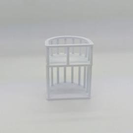 Kinderstoel halfrond