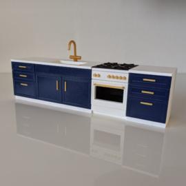 Kitchen II with stove