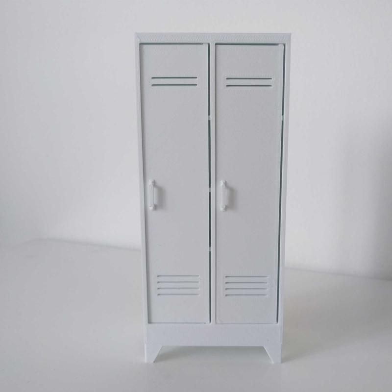 Locker 2-deurs