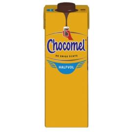 Chocomel Halfvol, 1 lit.