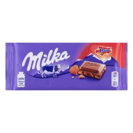 Milka chocolade reep Daim, 100 gr.