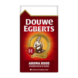 Douwe Egberts Aroma rood filterkoffie 250g