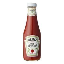 Heinz Tomato ketchup, fles 300 ml.
