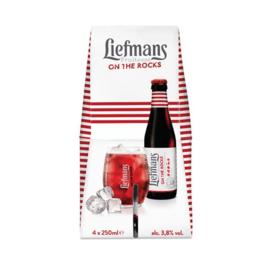Liefmans Frutessa bier, 4 x 25cl.