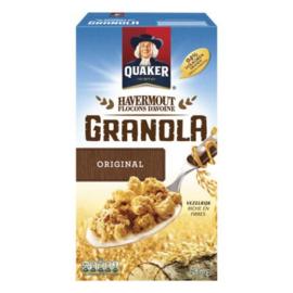 Quaker Havermout granola original, 450 gr.