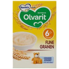 Bambix / Olvarit, 6 granen ontbijtpap, 250 gr.