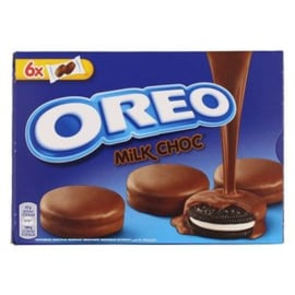 Oreo Omhuld Met Melkchocolade, 246 gr.