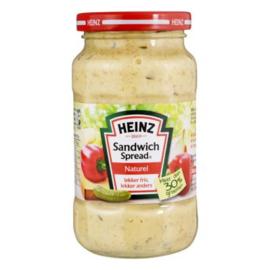 Heinz Sandwich spread naturel, 300 gr.