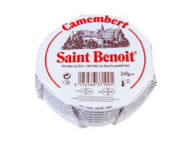 Camembert Saint Benoit, 240 gr.