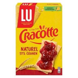 Lu Cracottes Crackers Naturel, 250 gr.