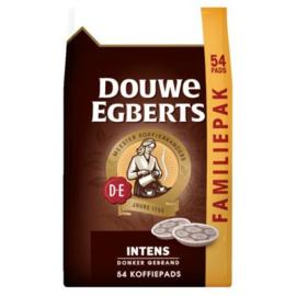 Douwe Egberts Intens koffiepads, 54 stuks