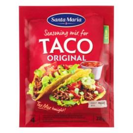 Santa Maria Taco seasoning mix, 28 gr.