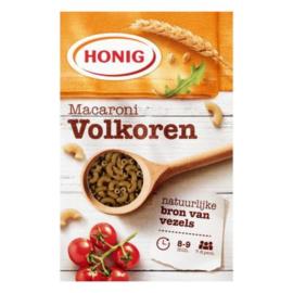 Honig Macaroni volkoren, 550 gr.