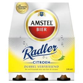 Amstel Radler citroen, 6 x 30 cl.