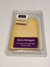 Extra belegen kaas, gesneden, 150 gr.
