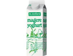 De Molkerij magere yoghurt, 1lit.