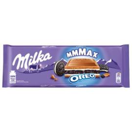 Milka chocoladereep Oreo, 300 gr.