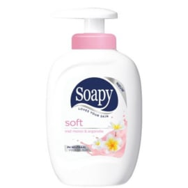 Soa­py Soft, 300 ml.