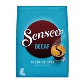 Senseo Decaf koffiepads, 36 stuks