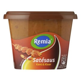 Re­mia Sa­té­saus kant-en-klaar, 265 ml.