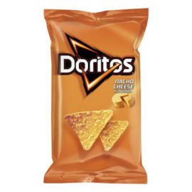 Doritos Nacho cheese, zak 185 gr.