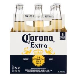 Corona Extra, 6 x 35,5 cl.