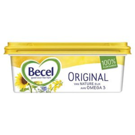 Becel Margarine Original, kuipje 250 gr.