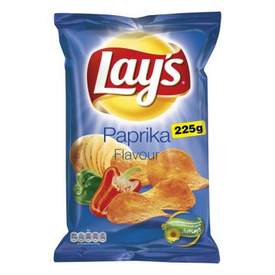 Lays's Paprika 225 g