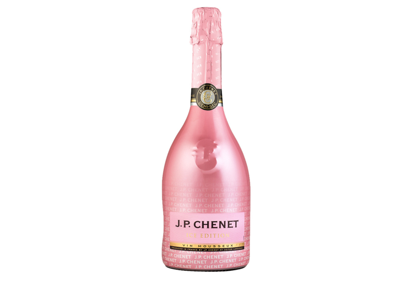 Mouserend, Rose, J.P. Chenet Ice Edition, Demi Sec, 75 cl.