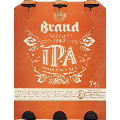 Brand IPA, 6 x 30 cl.