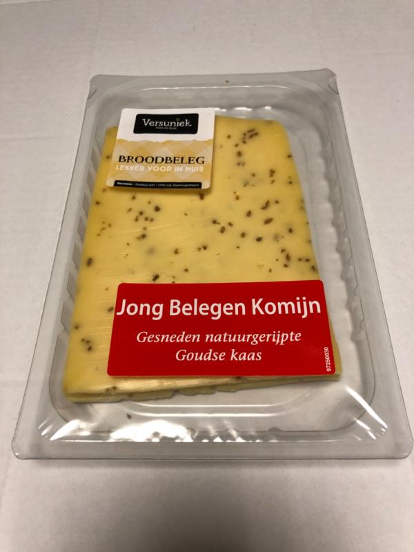 Jong Belegen Komijnen Kaas, 190 gr.