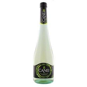 Wit, Canei Vino White Frizzante, 70 cl.