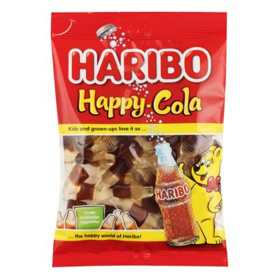 Haribo, Happy Cola, 250 gr.