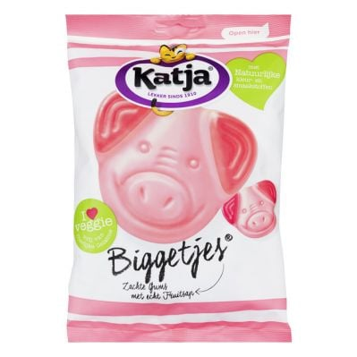 Katja, Biggetjes, 300 gr.