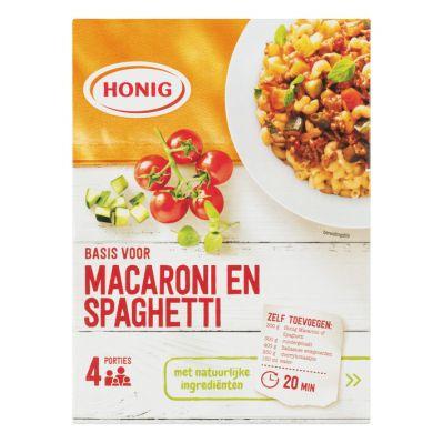 Honig Mix voor macaroni en spaghetti, 41 gr.