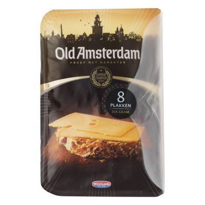 Old Amsterdam 8 plakken 48+, 225 gr.