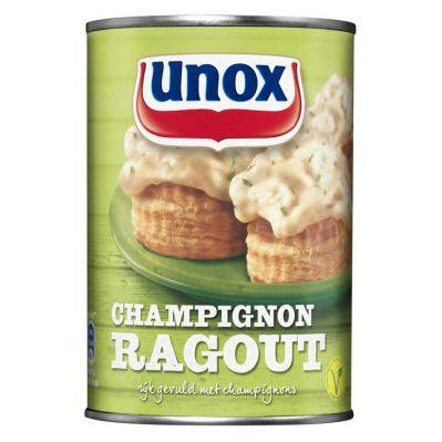 Unox Champignonragout, blik 400 gr.
