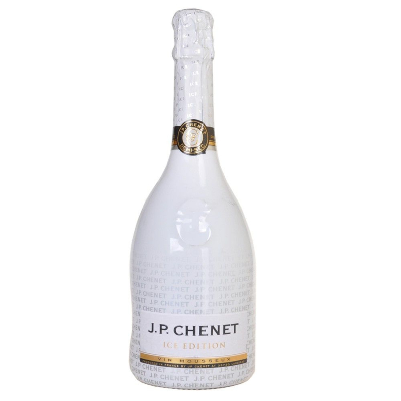 Mouserend, wit, J.P. Chenet Ice Edition, 75 cl.