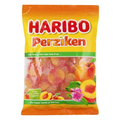 Haribo, Perziken, 250 gr.