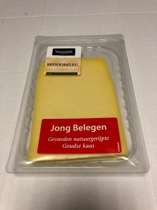 Jong Belegen Kaas Gesneden, 150 gr.
