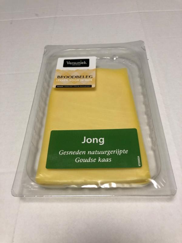 Jong Kaas Gesneden, 150 gr.