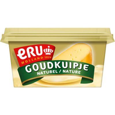 ERU Goudkuipje naturel, 100 gr.