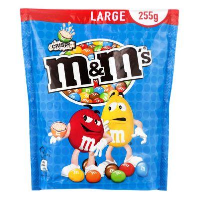 M&M's Crispy, 255 gr.