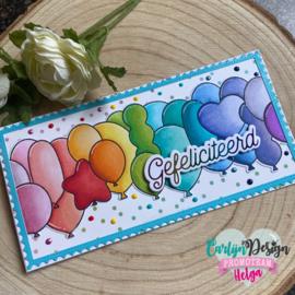 Stempels Slimline ballonnen