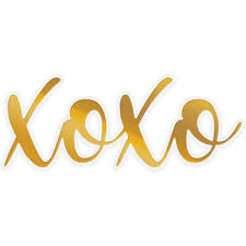 Couture Creations XOXO cut, foil & emboss die