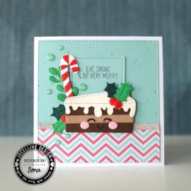 Snijmallen Party Smiles - door Jocelijne Design