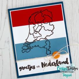 Stempels Nederland icoontjes