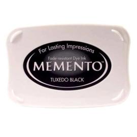 Memento Tuxedo Black inktpad