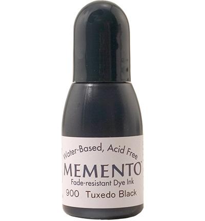 Memento Tuxedo Black inkt navulling